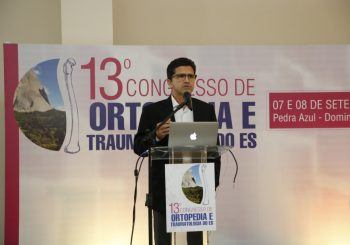 13º Congresso de Ortopedia e Traumatologia do ES